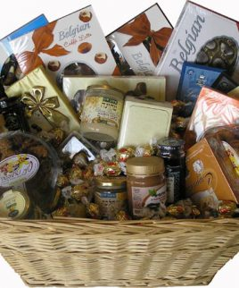 Israel Chocolate Baskets (PC1) Corporate Gourmet