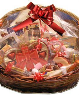Israel Chocolate Baskets (PC12) Children Gift Basket