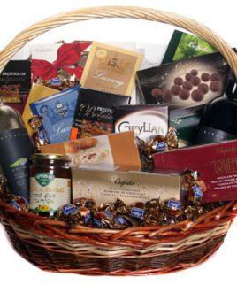 (pc15) King Size Candy basket