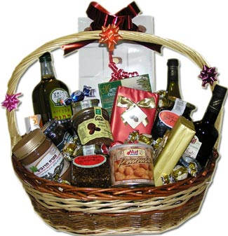 Israel Chocolate Baskets (PD9) Special Delicacy gift basket