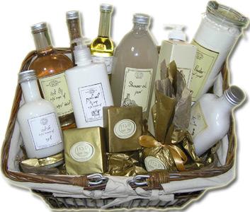 (PS10) - Royal Spa Gift Box