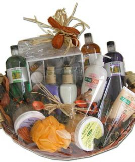 Israel Spa Basket (PS13) Dr. Fisher Spa Basket