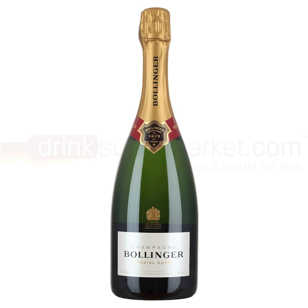 (W18) Bollinger Champagne