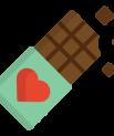 Shopping cart add on Chocolate Box