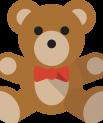 Shopping cart add on Teddy Bear